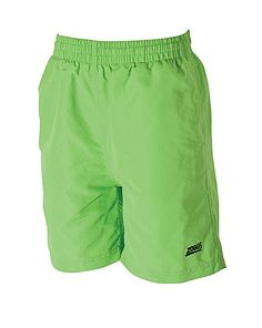 Zoggs Boys Penrith 15 Watershorts - Lime