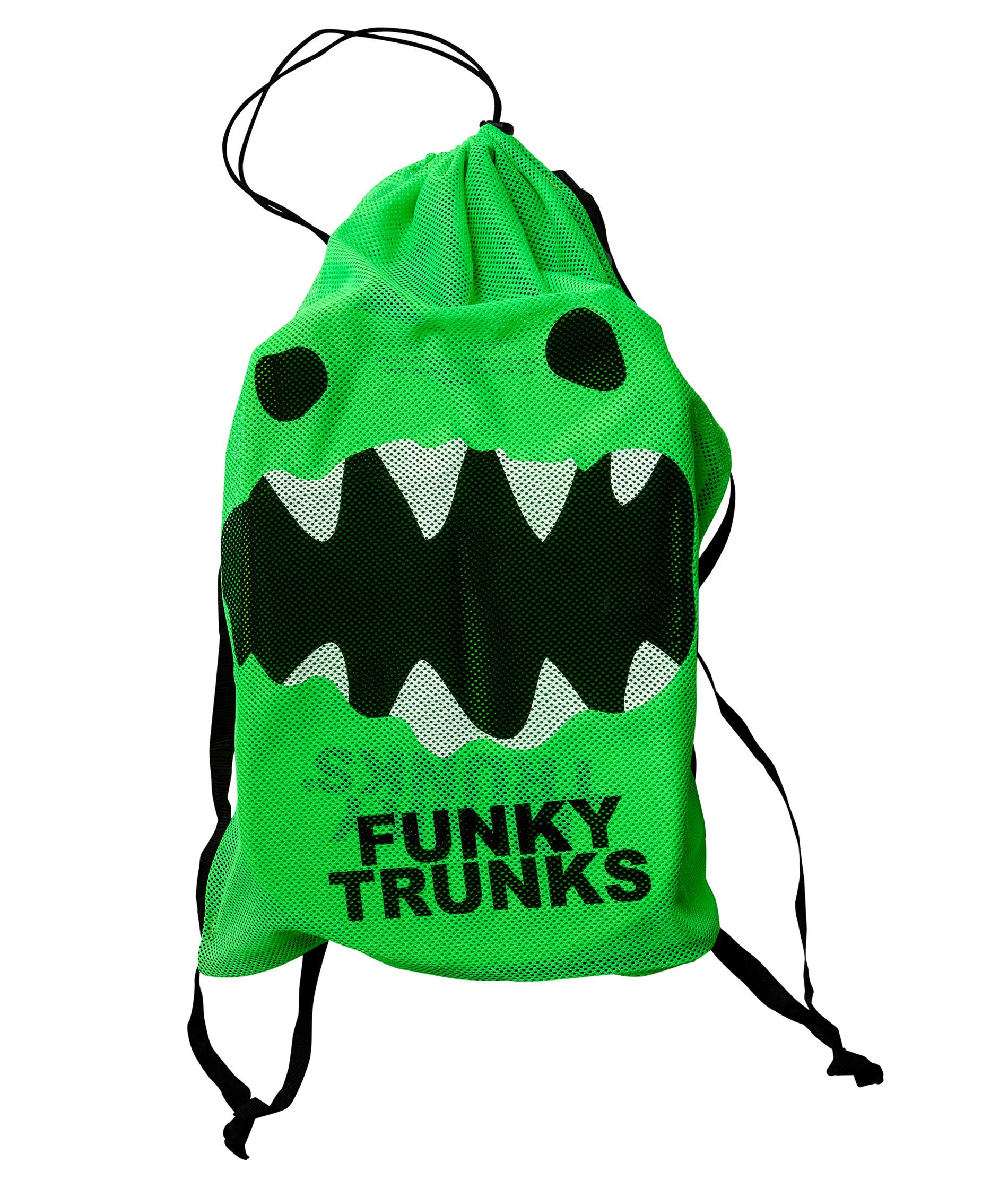 Funky Trunks Mad Monster Mesh Gear Bag