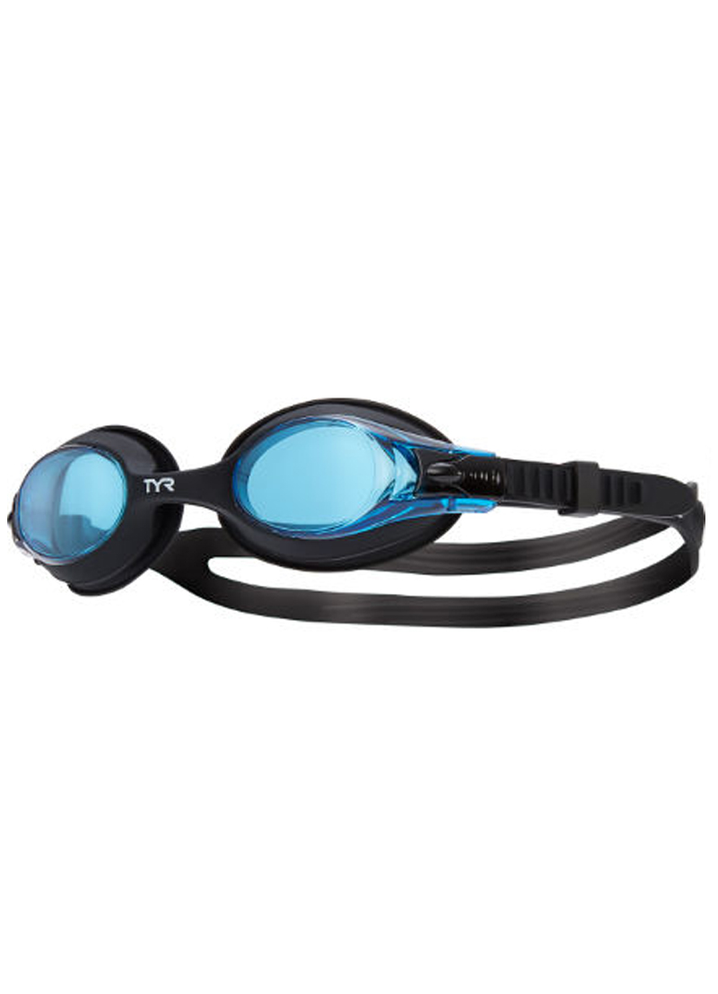 TYR Kids Swimple Goggle - Black