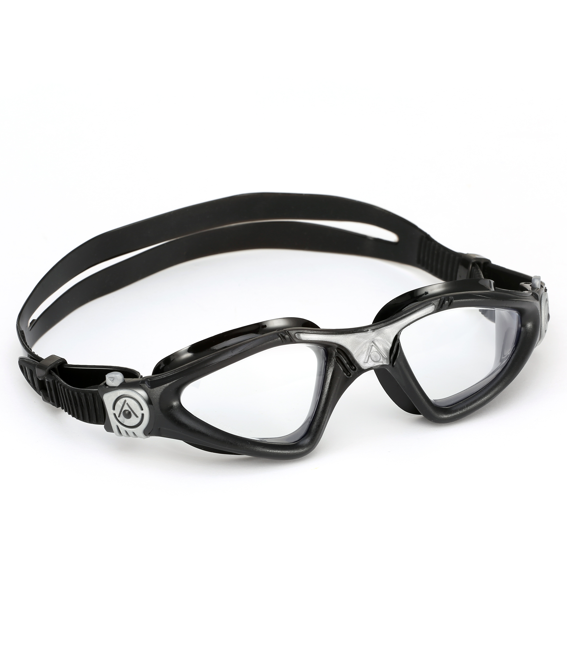 Aqua Sphere Kayenne Goggles - Black/Silver