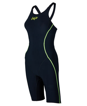 MP Michael Phelps Girls MPulse Race Suit