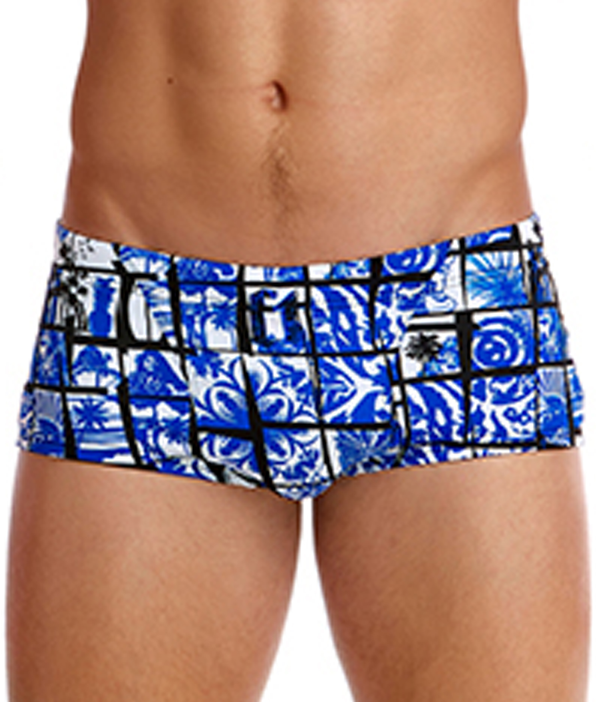 Funky Trunks Mens Miami Reload Cassic Trunks