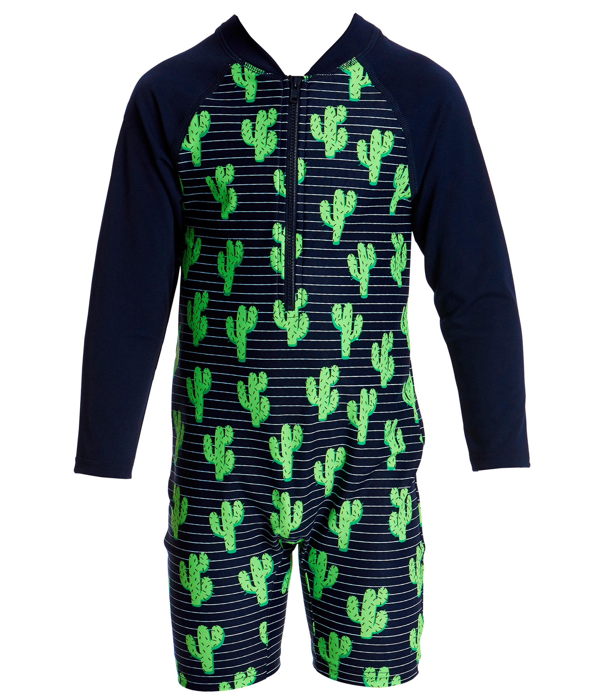 Funky Trunks Toddler Boys Prickly Pete Go Jump Suit