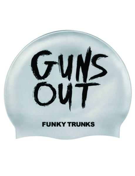 Funky Trunks Guns Out Swim Cap