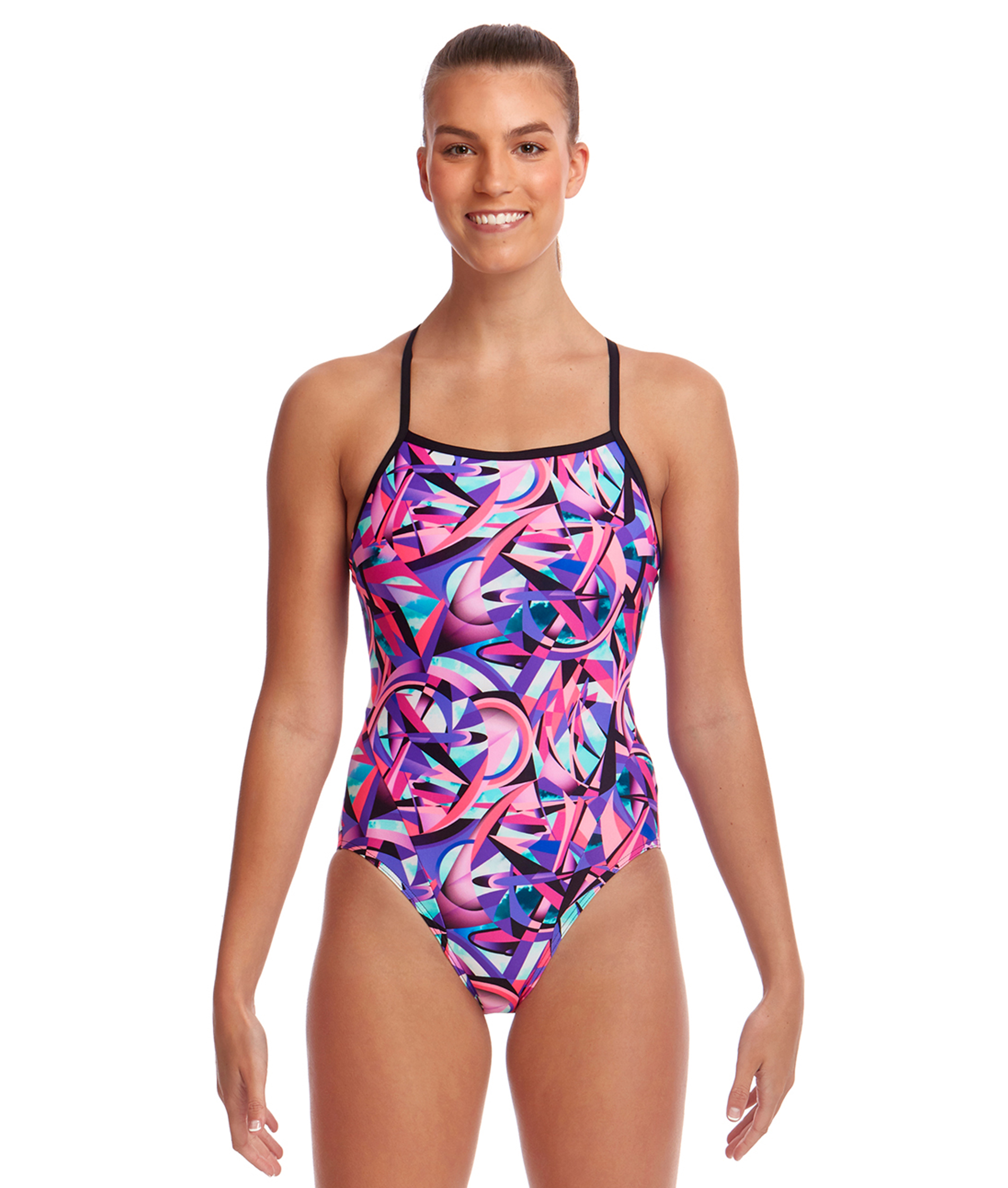 Funkita Ladies Limitless Single Strap One Piece