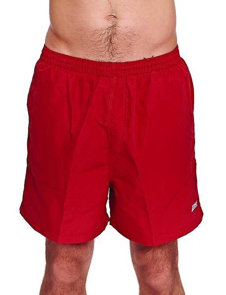 Zoggs Mens Penrith 17 Shorts - Red