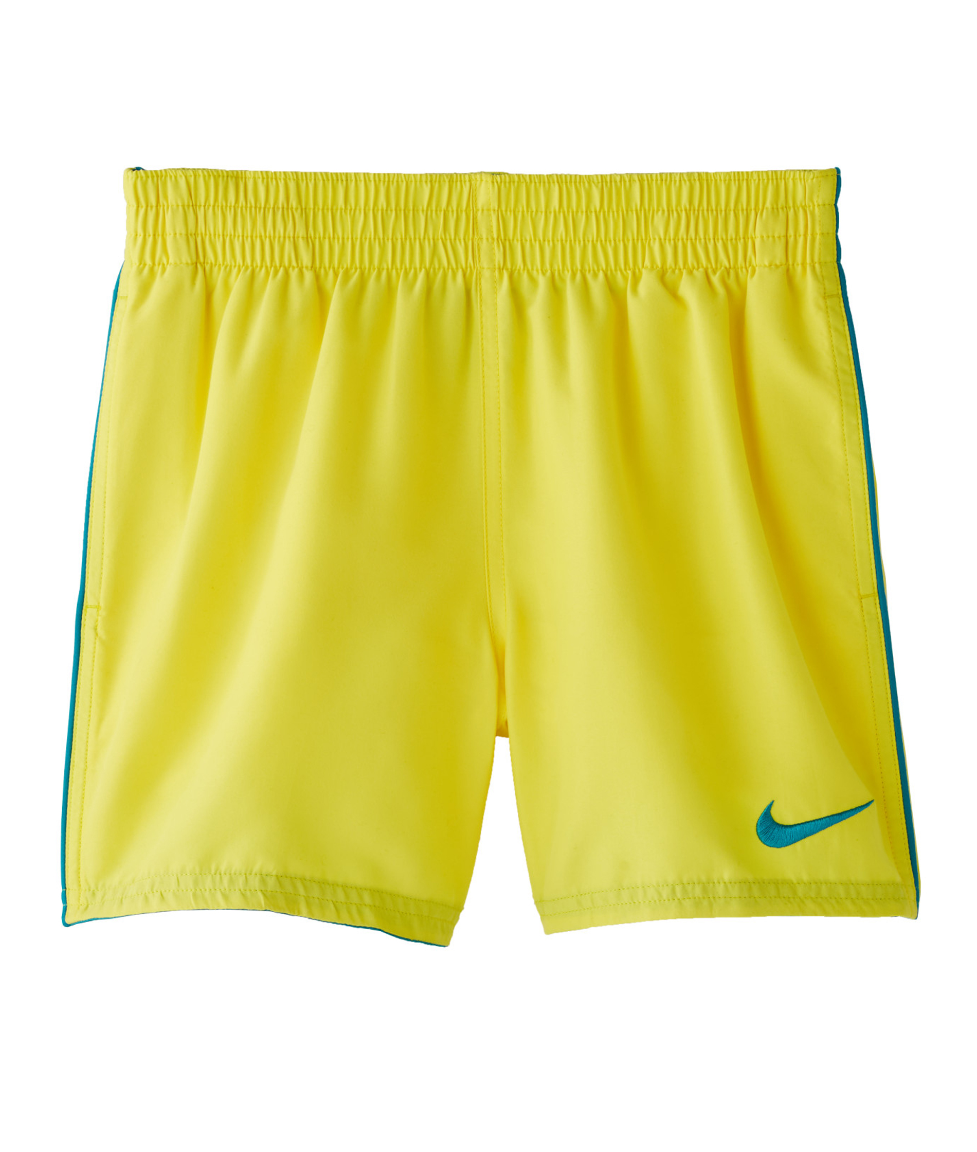Nike Swim Boys 4 Volley Short - Opti Yellow