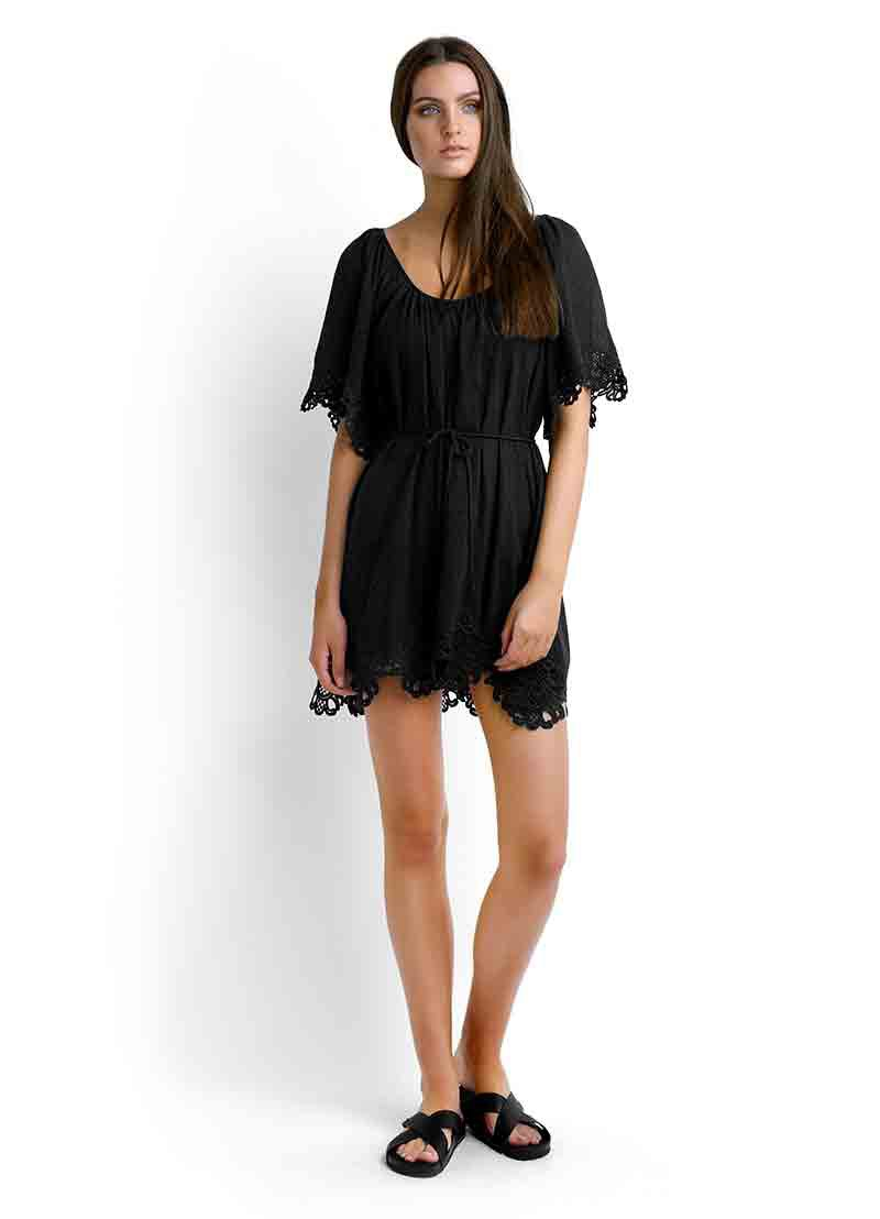 Seafolly Beach Smock Dress