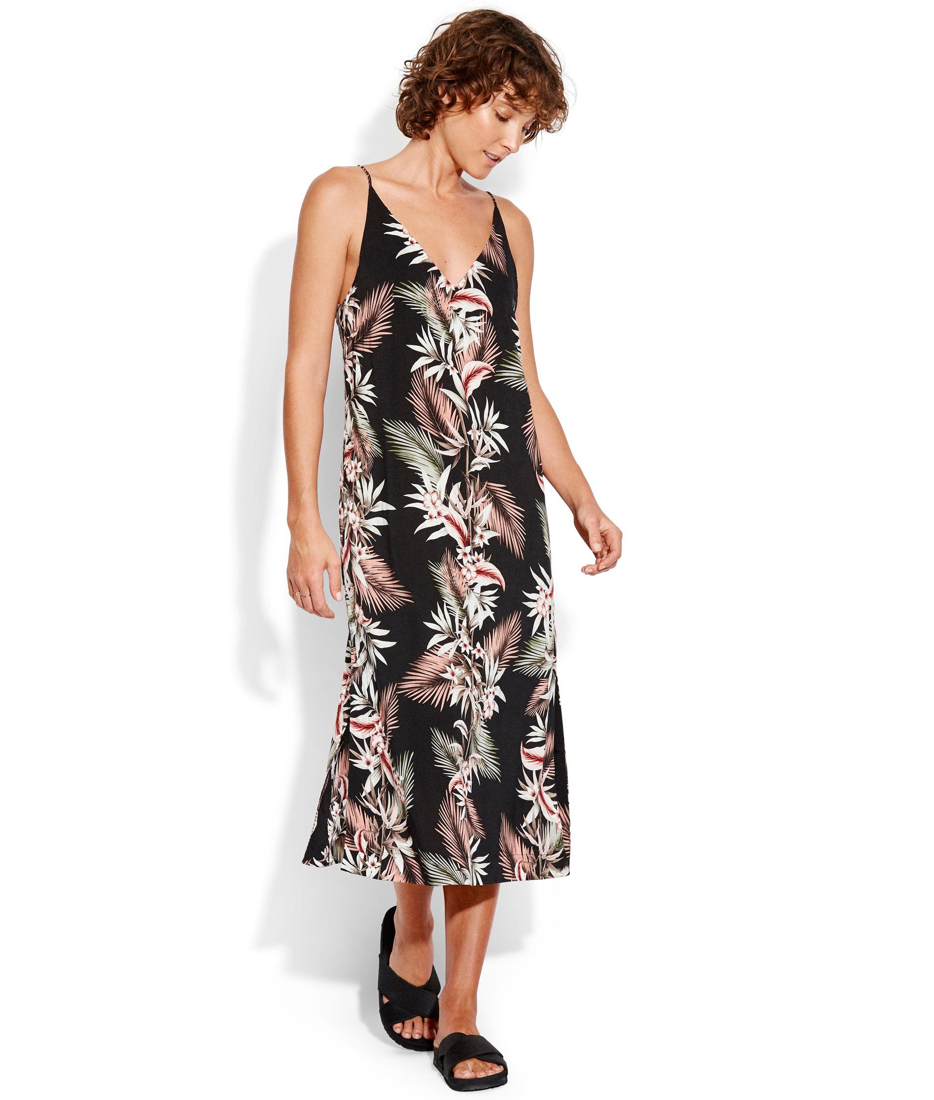 Seafolly Ladies Ocean Alley Slip Dress