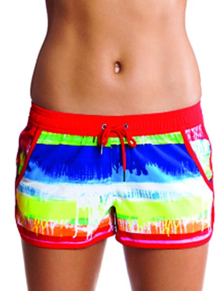 Funkita Girls Boardshort Dye Hard