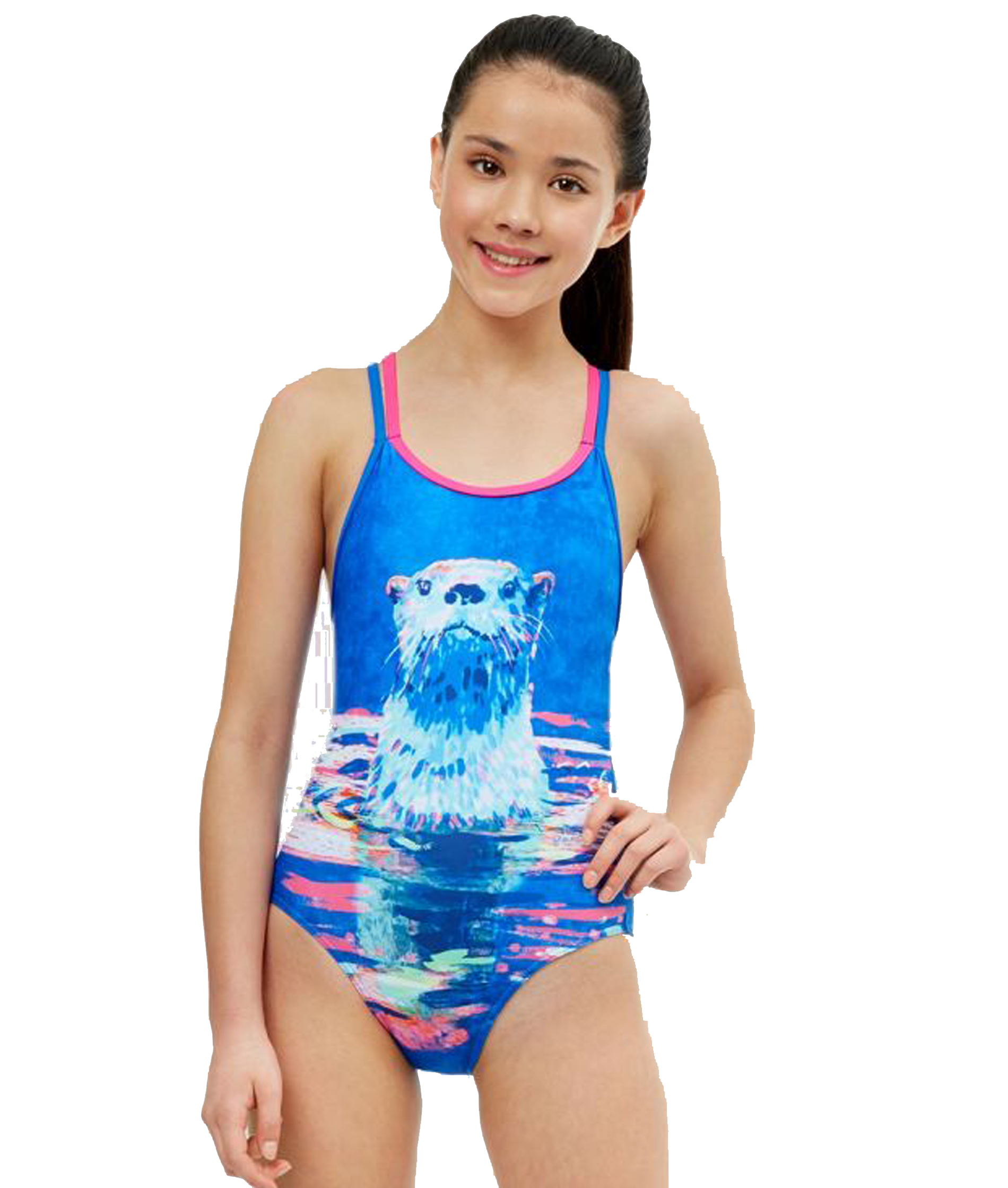 Maru Girls Artie Pacer Swimsuit