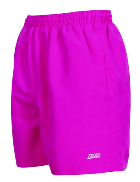 Zoggs Junior Boys Penrith 15 Shorts - Pink