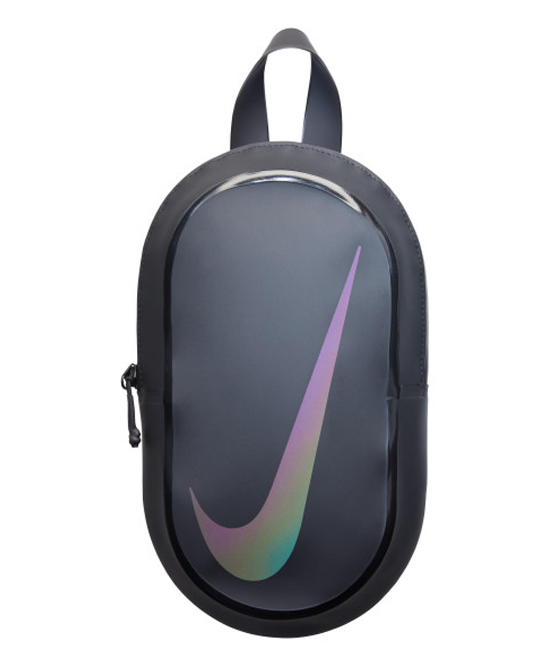 Nike Solid Locker Bag - Black