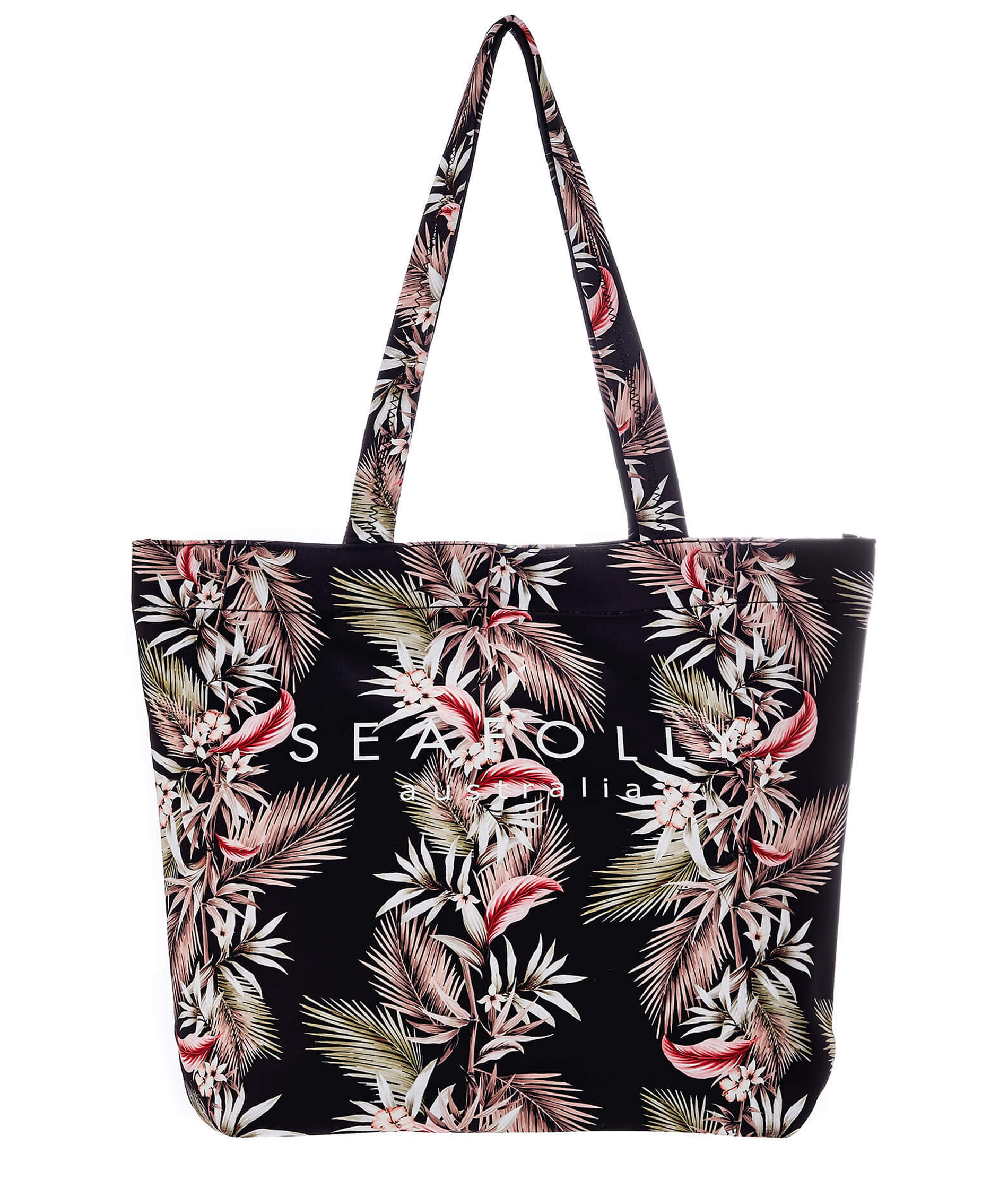 Seafolly Carried Away Ocean Alley Neoprene Tote