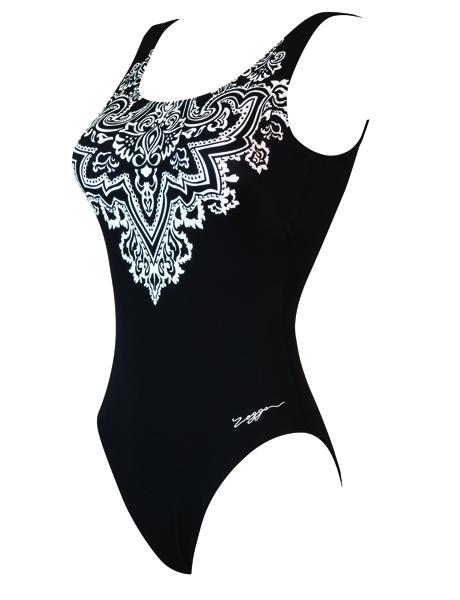 Zoggs Bohemian Magic Scoopback Swimming Costume