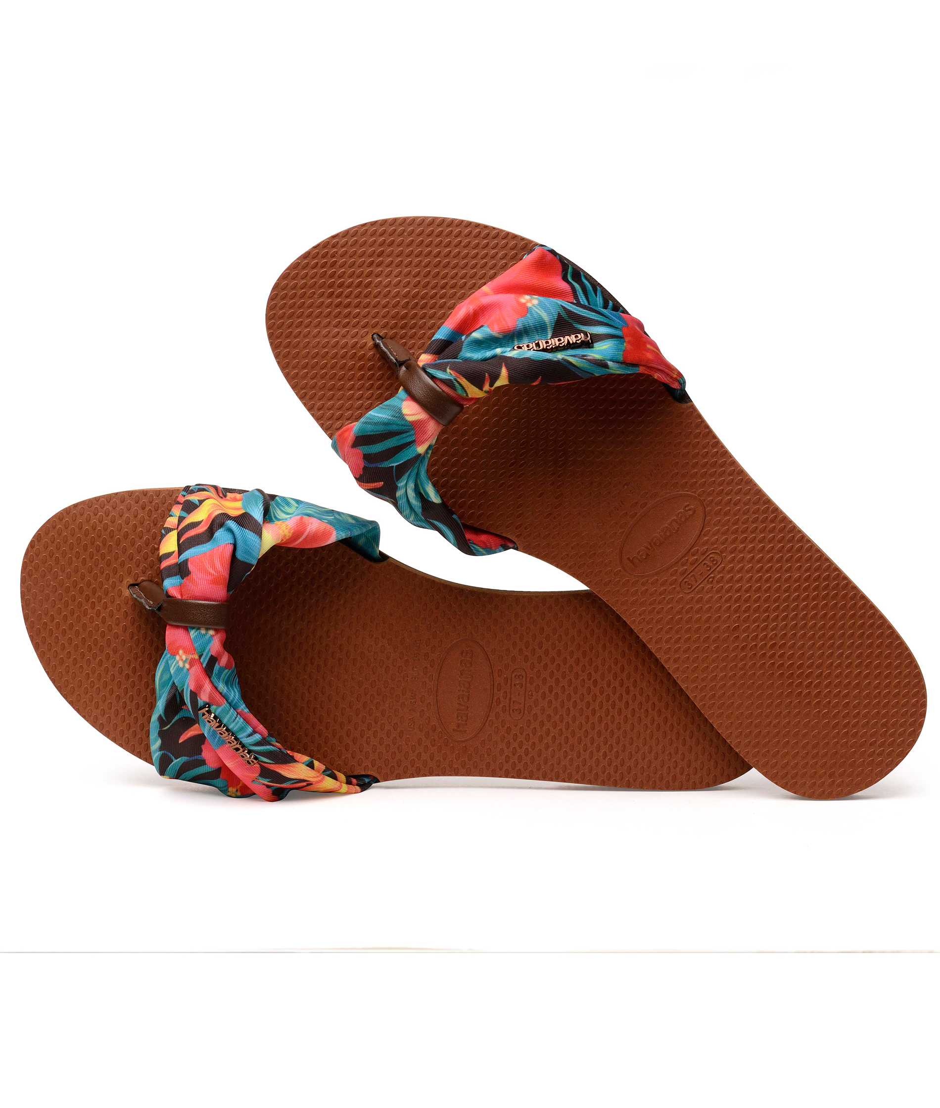 Havaianas You Saint Tropez - Rust