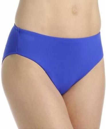 Seafolly Retro Power Bikini Pant - Blue Ray