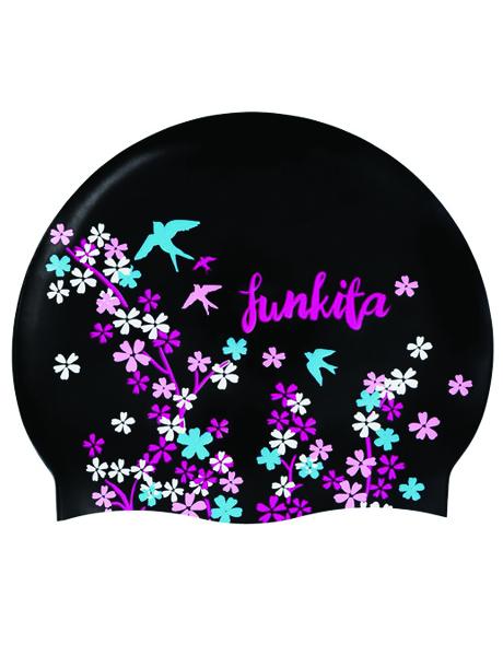 Funkita Black Forest Swim Cap