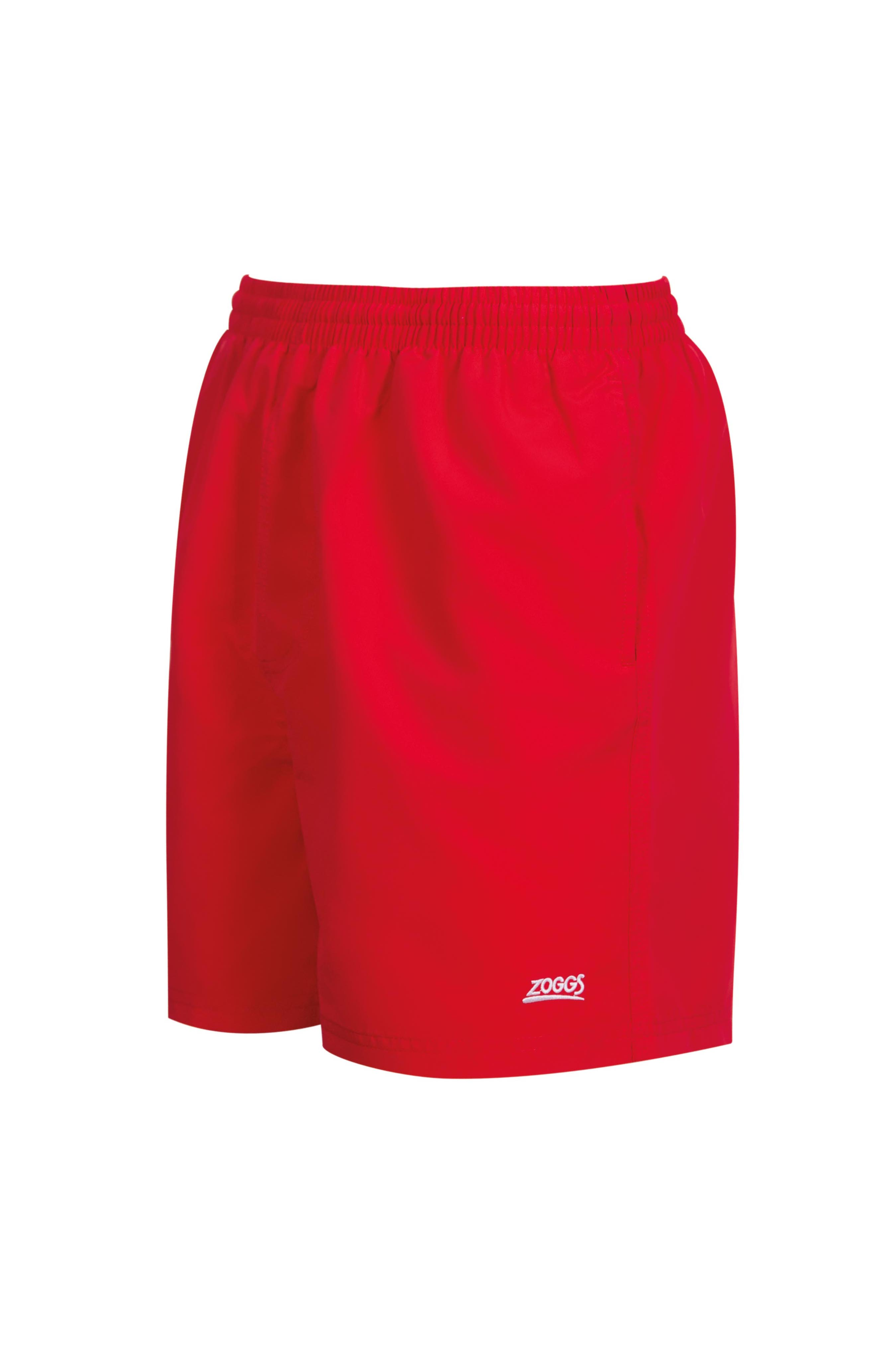 Zoggs Boys Penrith 15 Watershorts - Red