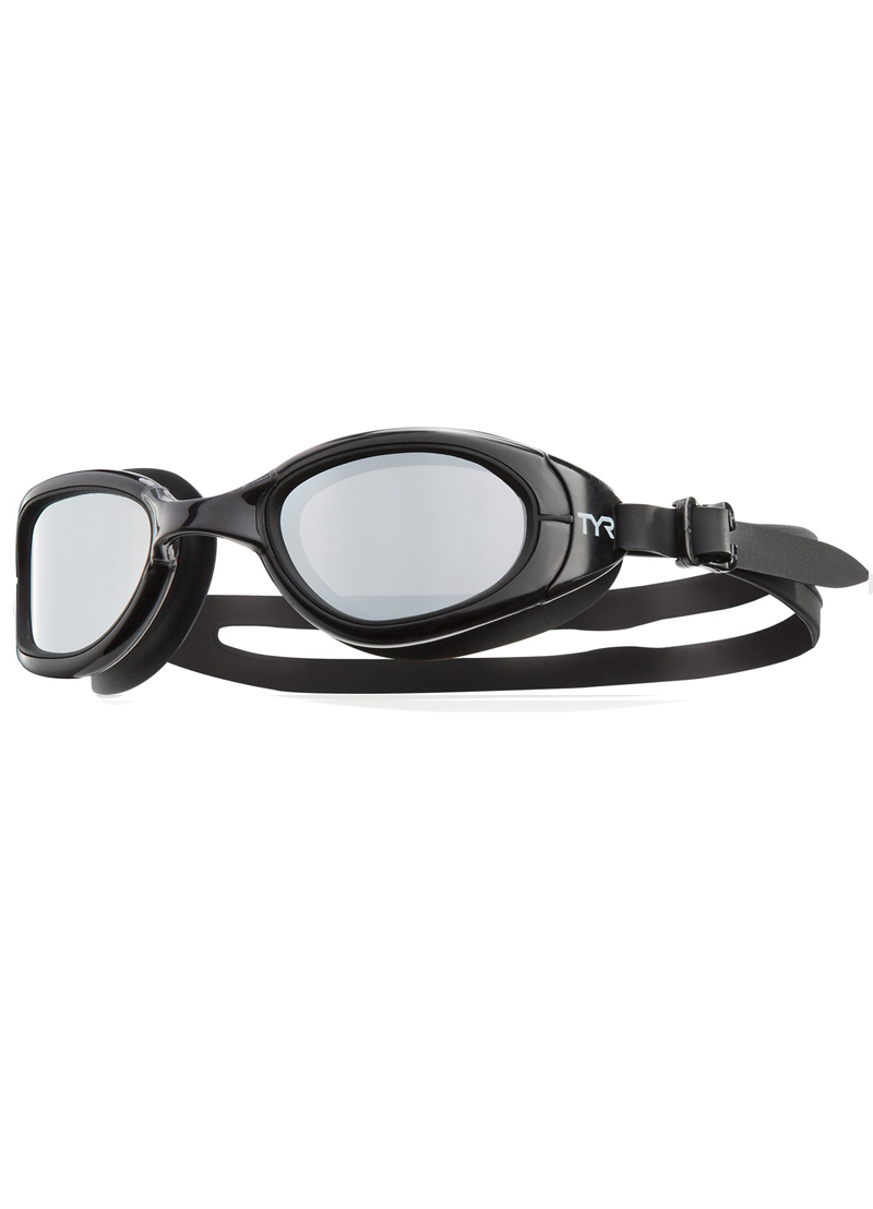 TYR Performance Polarized Special Ops 2.0 Goggles - Black