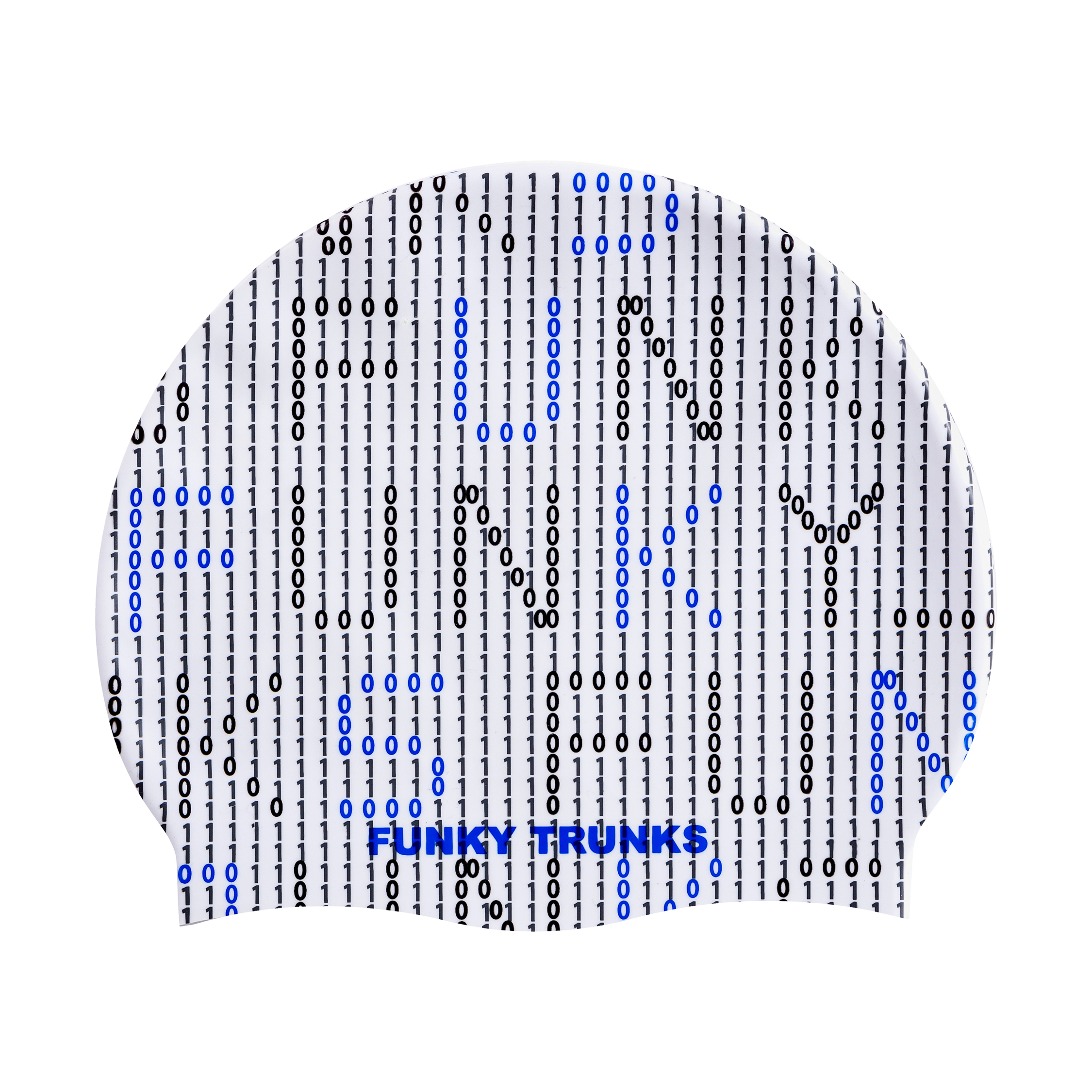 Funky Trunks Binary Bro Swim Cap
