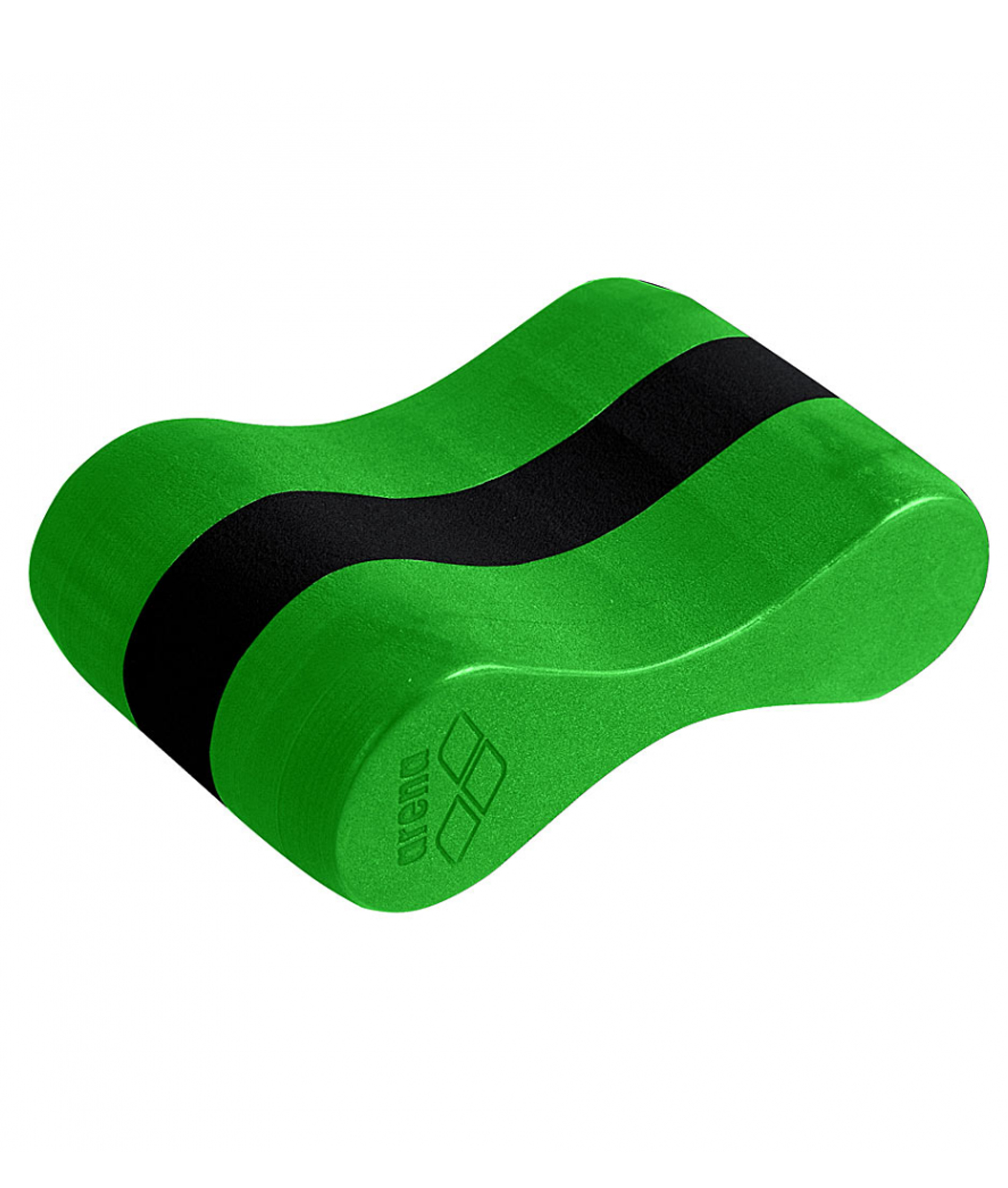 Arena Freeflow Pullbuoy - Green/Black
