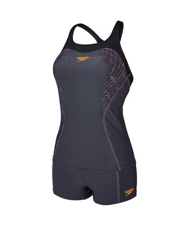 Speedo Fit Kickback Tankini