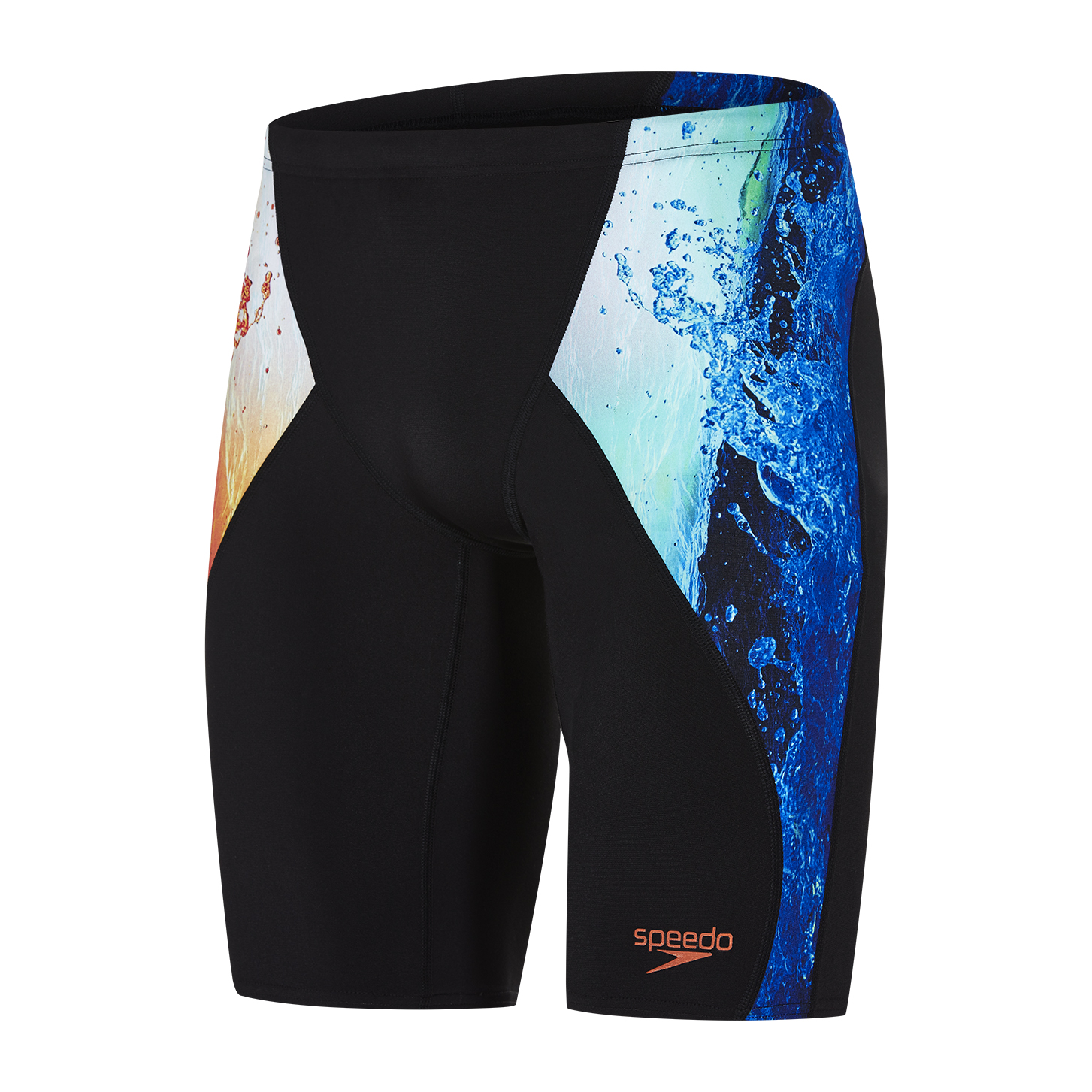 Speedo Mens Energy Blast Placement V Jammer