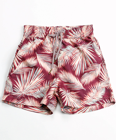 Maaji Boys Brommie Shorts - Plum Brown
