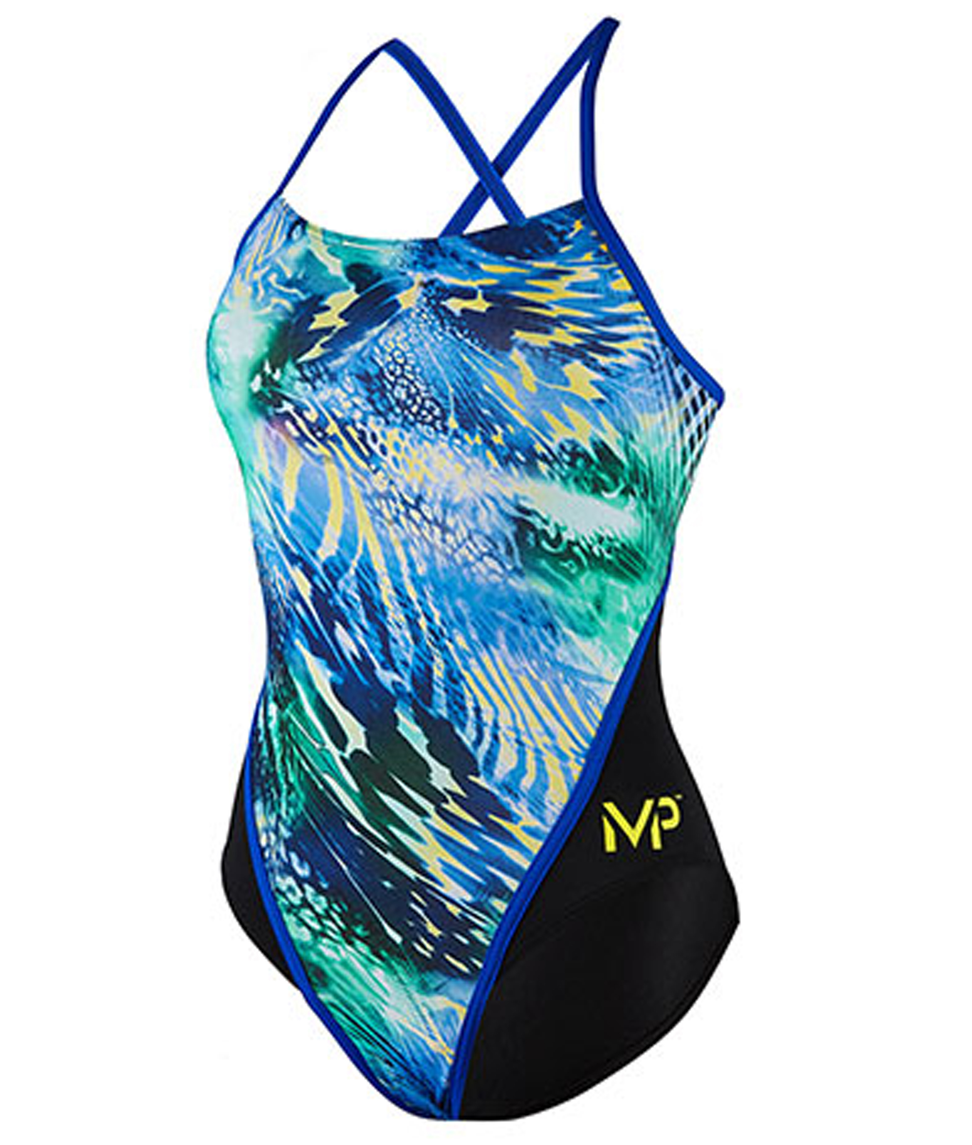 MP Womens Vital Racerback Swimsuit