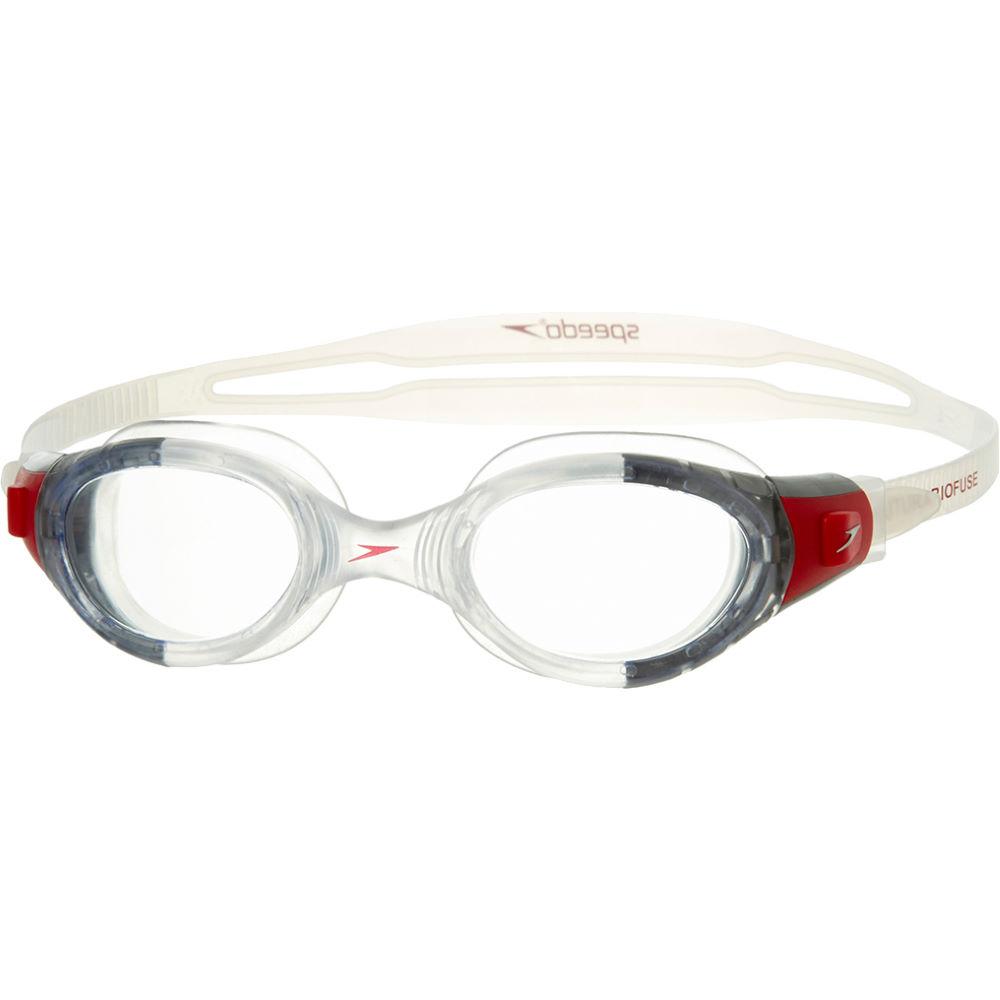 Speedo Futura Biofuse Goggle Red