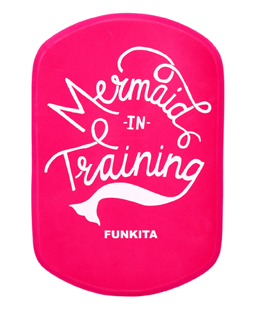Funkita Mermaid In Training Mini Kickboard