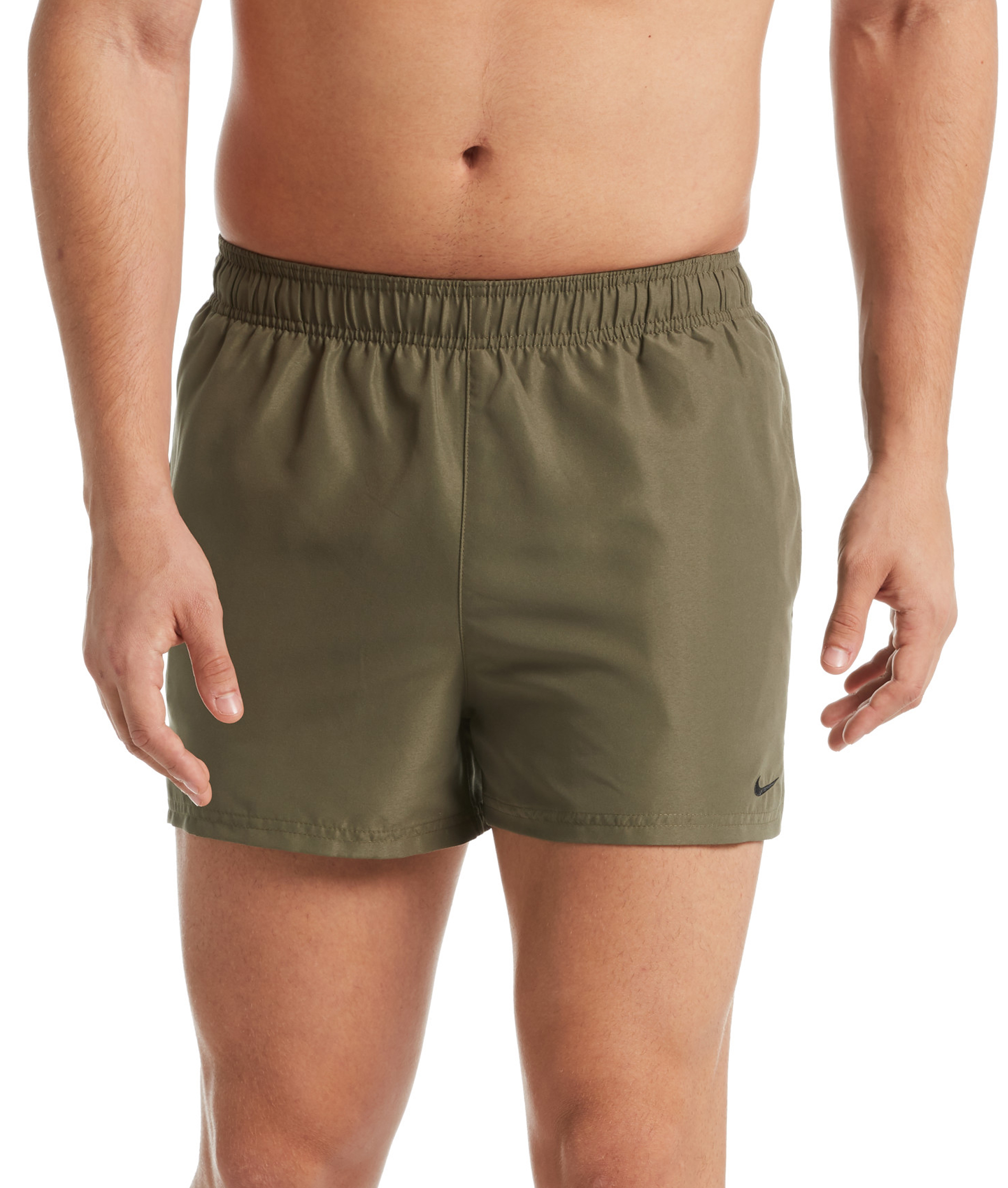 Nike Mens 3 Volley Watershort - Medium Olive