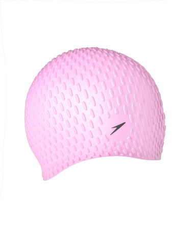 Speedo Bubble Swim Caps - various colours