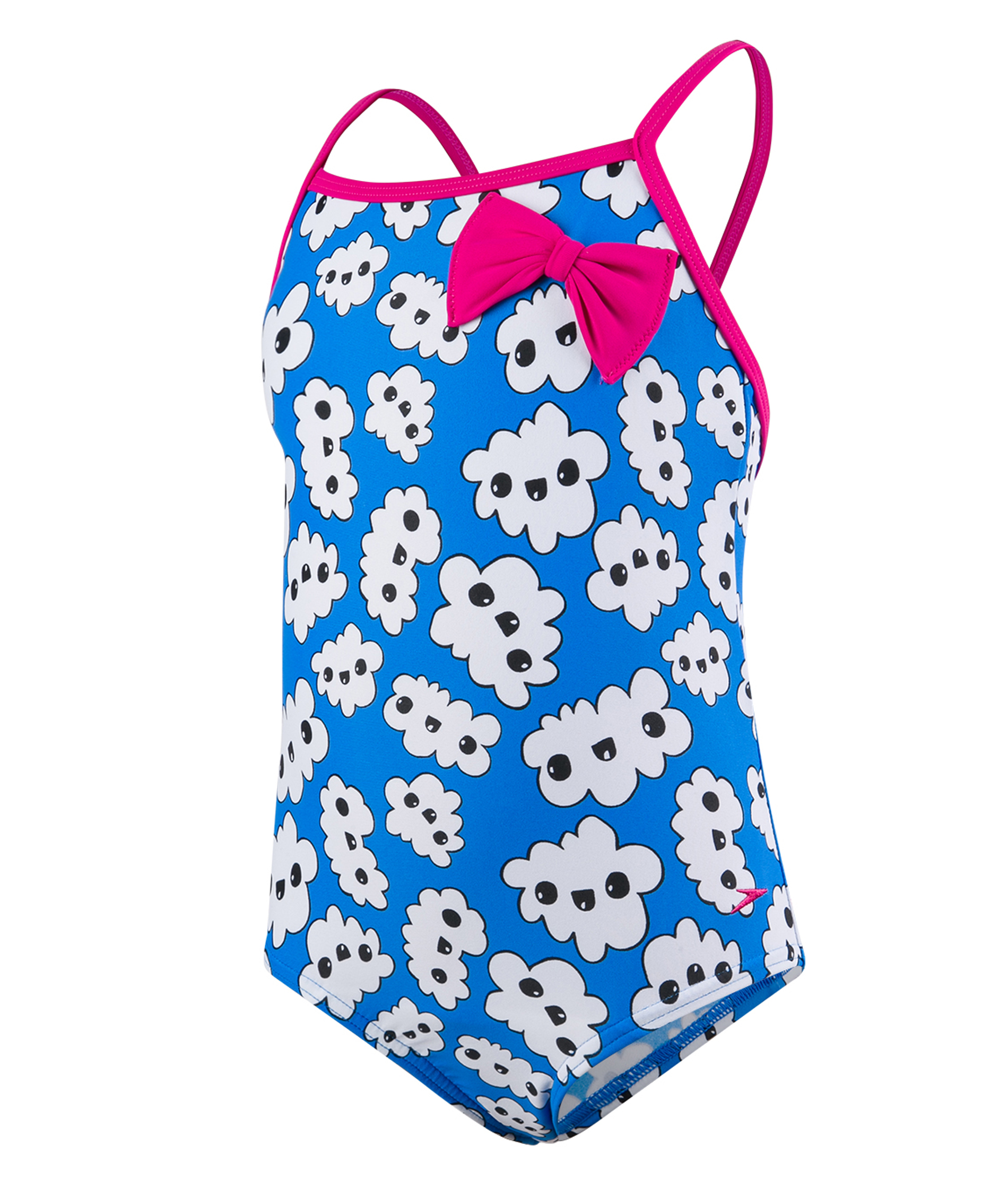 Speedo Infant Girls Bow Swimsuit