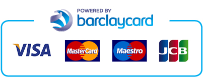 Secure payments via Barclaycard
